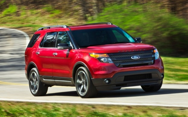2013 Ford Explorer Sport Achieves 16/22 MPG, Now Rated at 365 HP