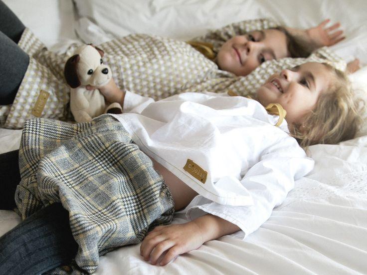 c*joli!  Joana Cortès - Barcelona - Roba  infantil feta a mà.