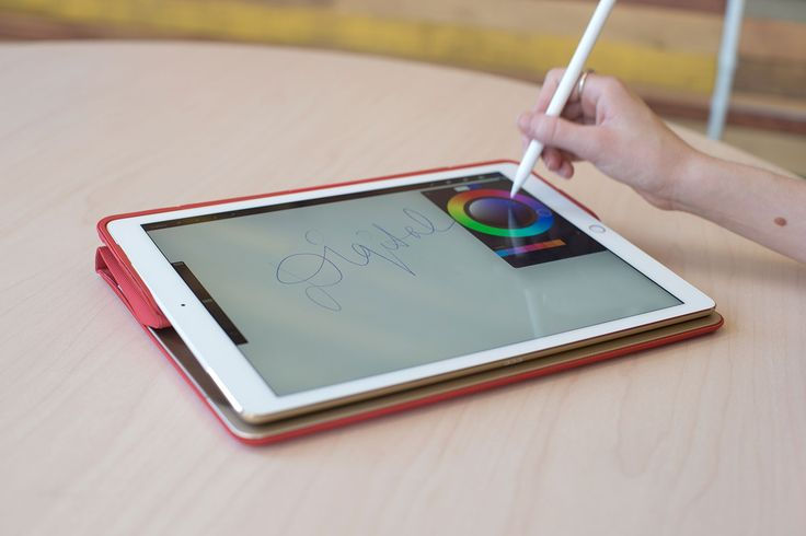 apple ipad pro review pencil