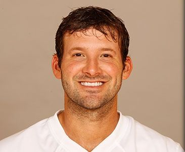 Tony Romo probably has the sexiest smile in the NFL.