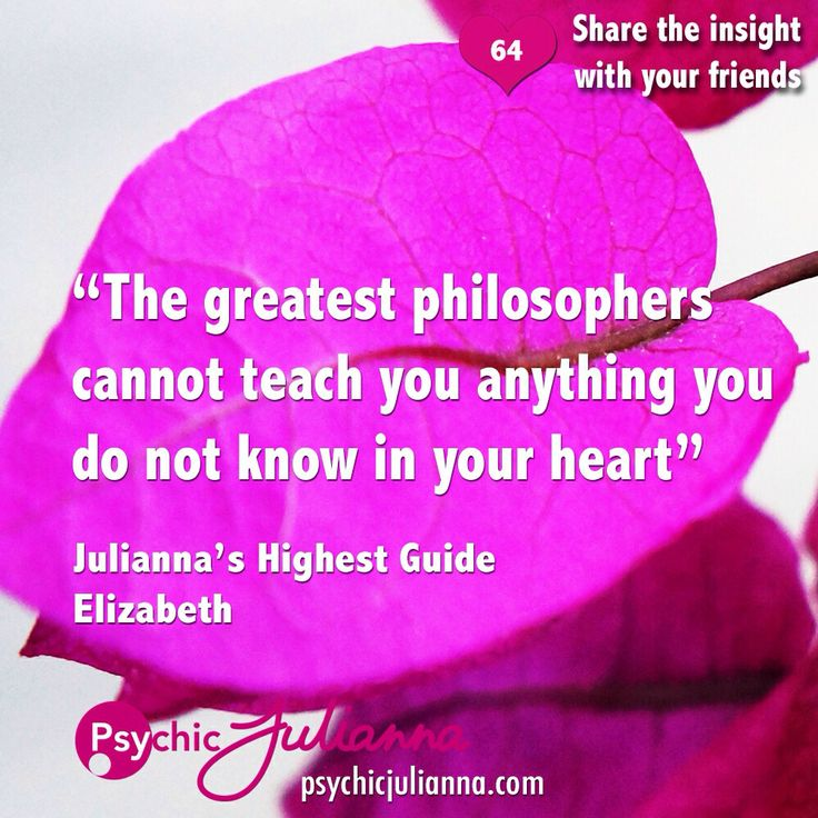 What do you believe in your heart? Xx