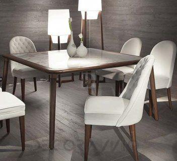 #chair #furniture #interior #design стул без подлокотников Tonon Transitional & Wood, 404.01/03