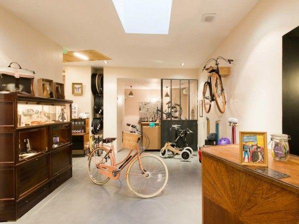 Le Cyclo Caf Rue Romarin Lyon