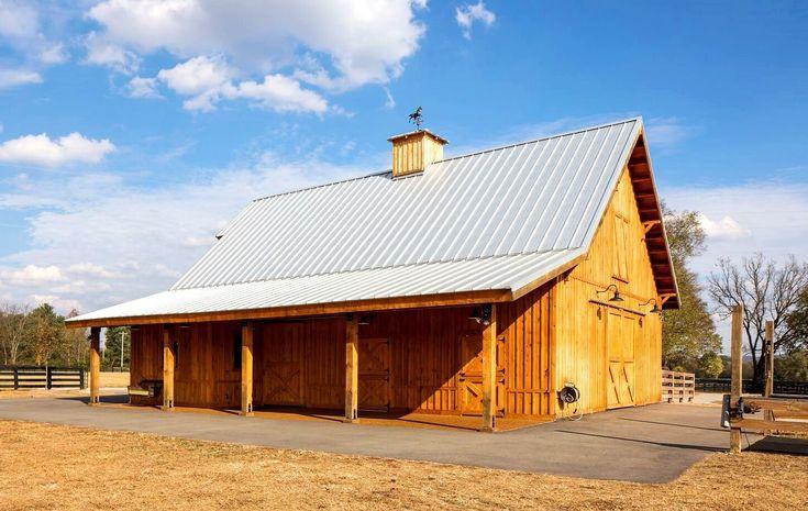 Best 25 prefab barns ideas on pinterest pole barn kits for Prefab barns with living quarters