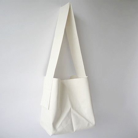 how to live : canvas origami bag | Sumally