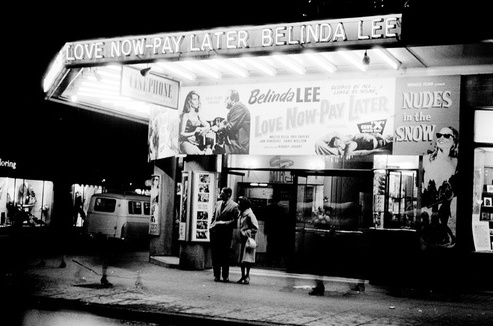 Colin O'Brien - Sex Cinema - London's West End 1960's