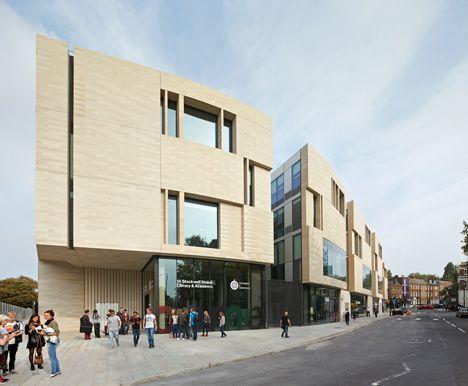 University of Greenwich Stockwell by Heneghan Peng