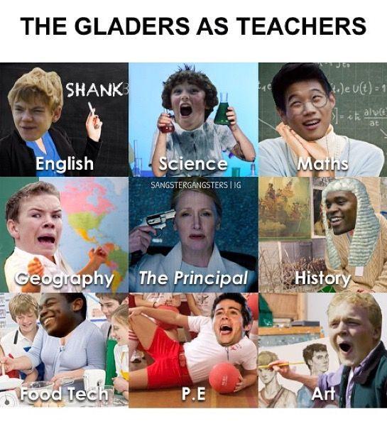 Just teachers dating