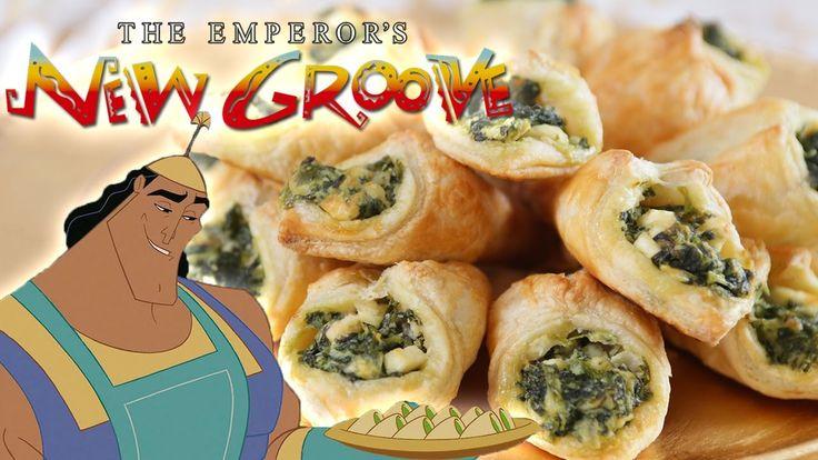 Emperor S New Groove Food Order
