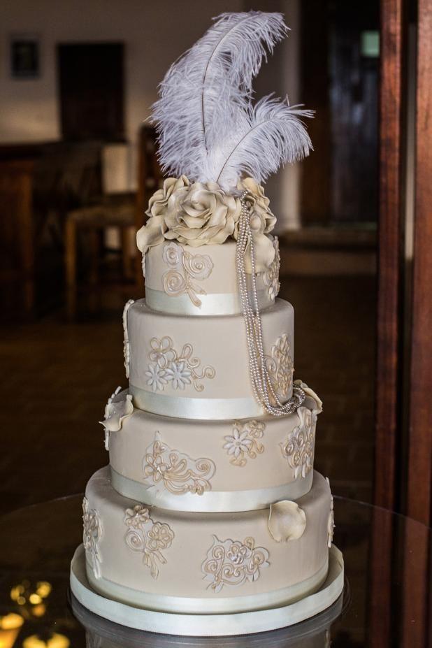 17 Best Ideas About 1920s Wedding Cake On Pinterest