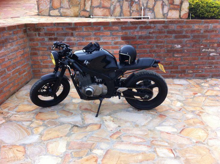 Suzuki GS 500 Cafe Racer | Motos personalizadas ...
