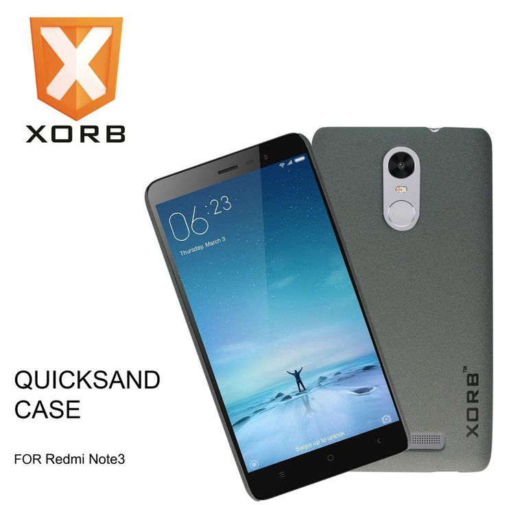 XORB™ Redmi Note 3 Hard Back Cover Sandstone Finish Slim Case for Redmi Note 3