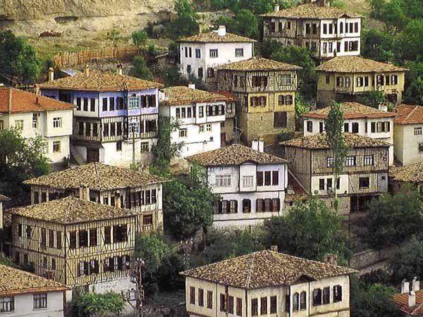 Safranbolu evleri..