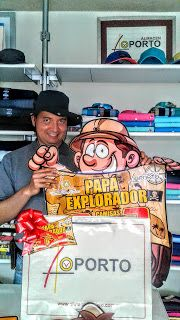 ALMACEN OPORTO: Papá Explorador Oporto, Día del Padre #cartago #Pereira