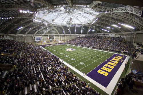 UNI-Dome - Official Site of University of Northern Iowa Athletics