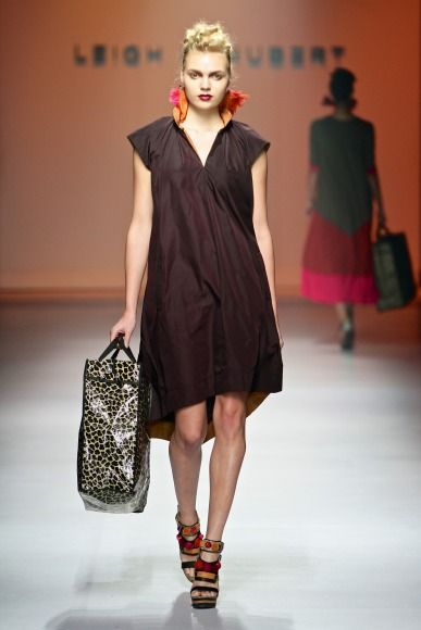 Leigh Schubert collection at Mercedes-Benz Fashion Week Joburg 2014. Image by SDR Photo #MBFWJ