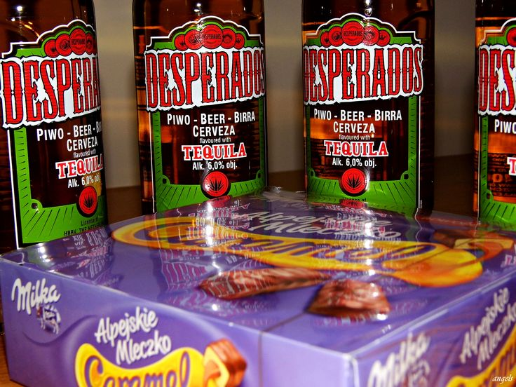 Do you like beer?? <3  #desperados #beer #love