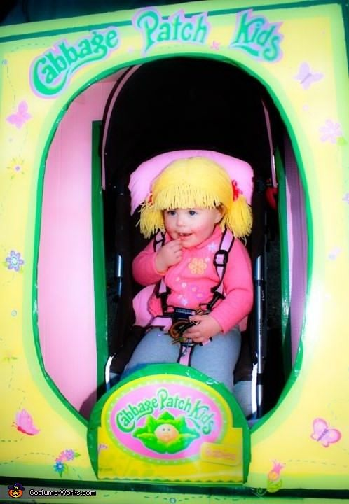78 best images about cabbage patch kids on pinterest shops toy store and cabbage patch kids for Cabbage patch halloween costume