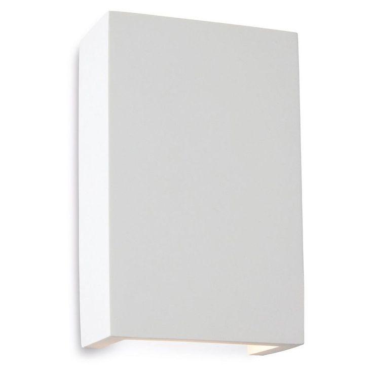 LED Plaster Wall Bracket