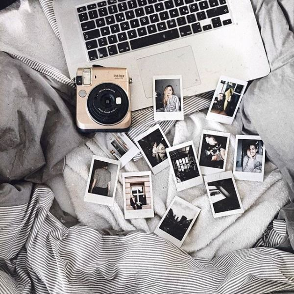 Polaroid Perfection UOonYou via @davidkoeltgen | Fujifilm Instax Mini 70 Gold Camera | Home & Gifts | Music & Tech | Urban Outfitters