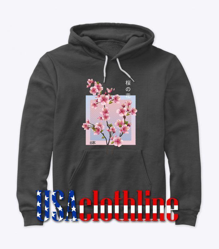 Cherry Blossom Hoodie Hoodies Cherry Blossom Shirt Hoodie Website