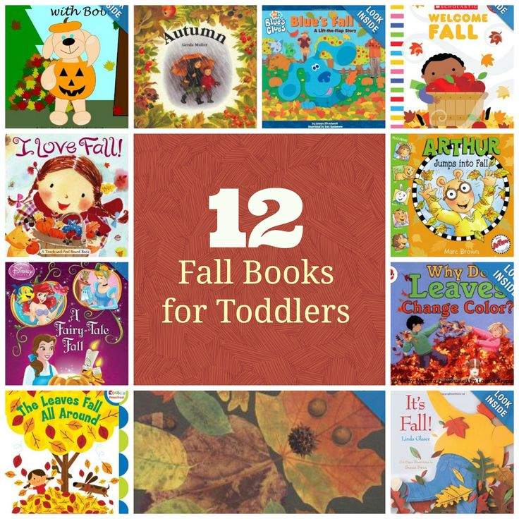 12 Fall Books for #Toddlers via Babble #kidlit