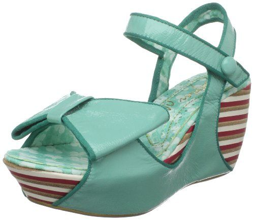 Irregular Choice Women's Lo Ryder Ankle-Strap Sandal,Mint,9.5 M US Irregular Choice,http://www.amazon.com/dp/B004P4KUQQ/ref=cm_sw_r_pi_dp_KkPxtb0NE26Y63V5 I paid $15 for mine at S AND M outlet :)