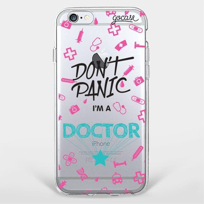 Custom Phone Case I'm a Doctor