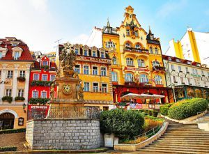 Βουδαπέστη - Πράγα - Βιέννη, 8 ημέρες