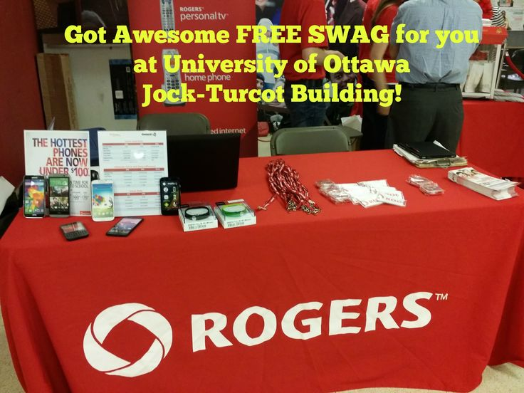 Hey @uOttawa #students we're still here to help you get a great deal on a smartphone or for you internet! #FreeSwag