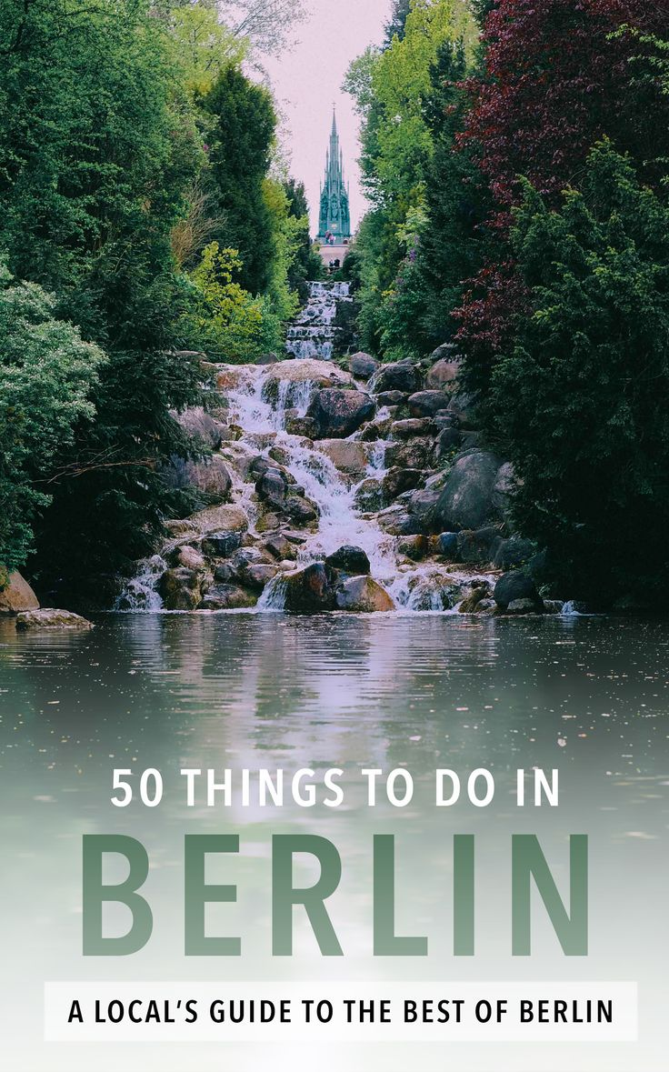 50 awesome things to do in Berlin: recommended by locals!