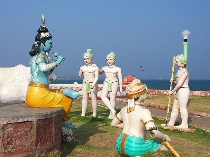 "Go: For the wonderfully whimsical sculptures of Hindu deities on the beach. ""Bheemili"" has shallow, swimmable waters; ruins of an old Dutch fort; a fascinating Christian cemetery; and an off-the-beaten-path vibe.Stay: Best to base yourself 15 miles north in Visakhapatnam (to explore Yarada and Mypad beaches as well) in stylish, ocean-view rooms at The Park Vizag."