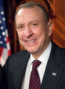 ARLEN SPECTER~Pennsylvania Senator diagnosed with HL in 2005 & successfully cured. In 2008 he was diagnosed with & successfully treated for a less advanced NHL. In Aug.2012 was again diagnosed with an aggressive form of NHL, and in Sept. 2012 he died of complications from NHL at 82yrs. old.