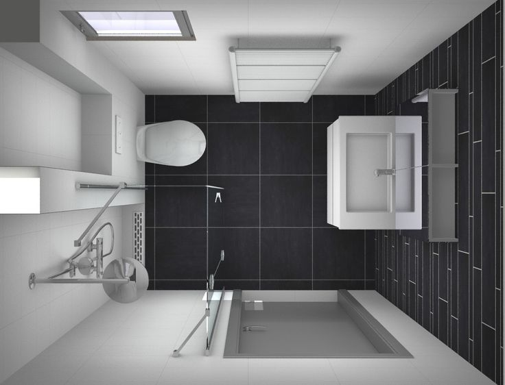 25 beste idee n over kleine badkamers op pinterest moderne kleine badkamers en kleine - Moderne wasruimte ...