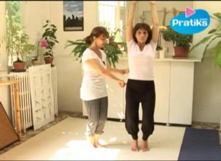 Yoga : les échauffements