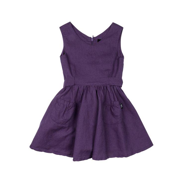 Rock Your Baby - Lola Dress In Purple