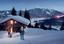 Skihütte © Österreich Werbung/Peter Burgstaller, Austria