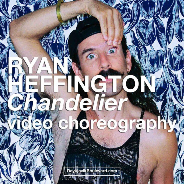 Sia Chandelier video choreography by Ryan Heffington