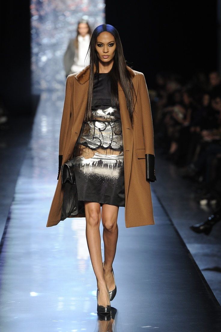 Collection automne-hiver 2012-13  www.jeanpaulgaultier.com #JPGaultier #PFW