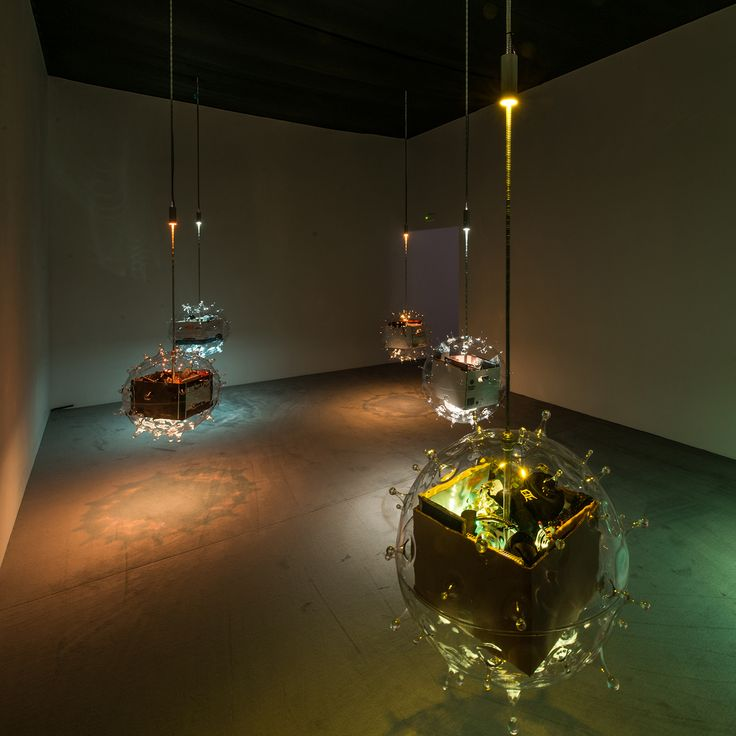 Josh Kline – Unemployment - exhibition view at Fondazione Sandretto Re Rebaudengo, Torino 2016