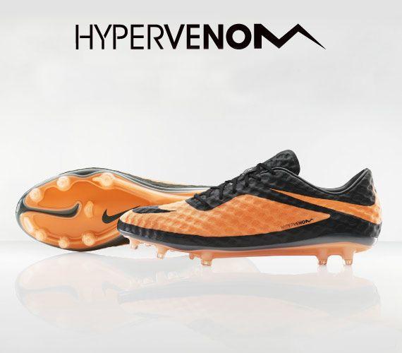 Nike Hypervenom, las botas de Isco y Neymar.