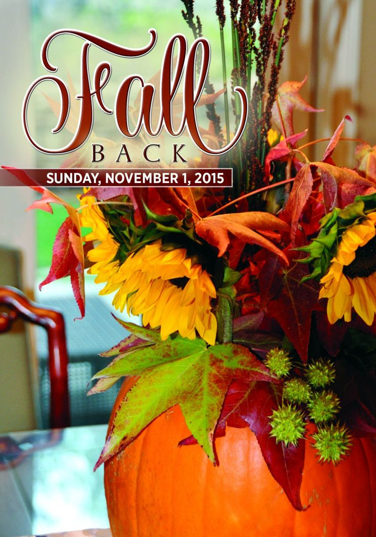 Time To Order Those Fall Time Change Postcards Order Now