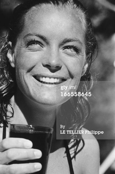 News Photo: Shooting Of The Film La Piscine By Jacques…