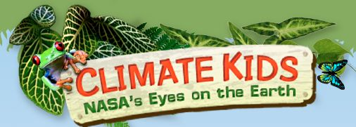 Climate Kids - Online and Hands-on Activities for Learning About Climate Change (NASA's Climate Change Website)