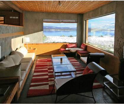 Hotel Altiplanico Puerto Natales (Magallanes y de la Antártida Chilena -  Chile) http://www.rusticae.es/hotel/altiplanico-puerto-natales-108