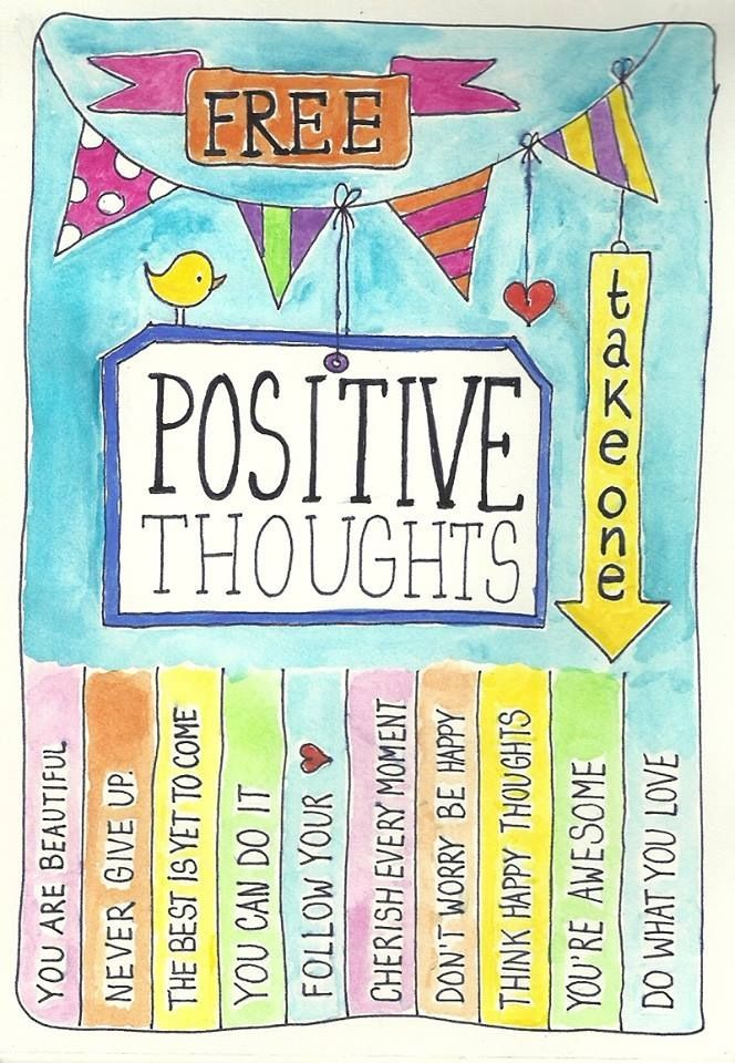 Best 50+ Free positive thoughts... Take one :)) images on ... |Positive Thoughts Take One Daily