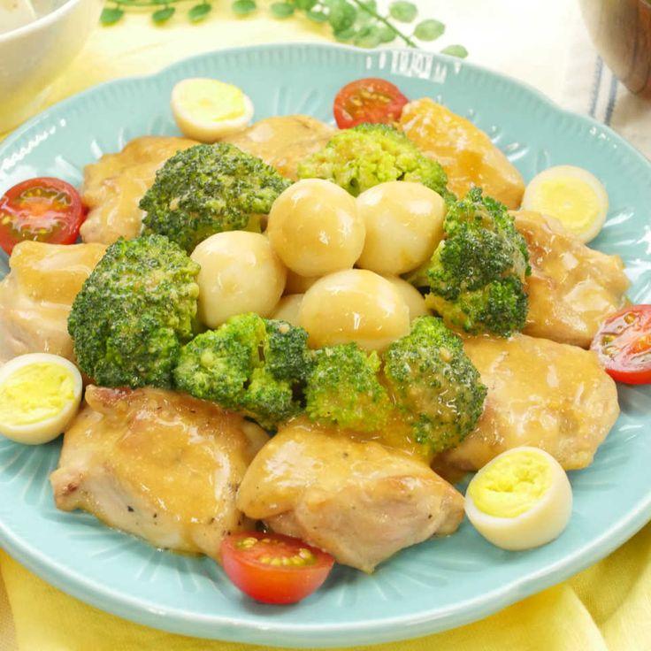 中華以外でも使えるっ!「うずらの卵と鶏もも肉の照りマヨ炒め」のレシピを動画でご紹介します。ころころかわいいうずらとブロッコリー、鶏肉をまろやかなマヨネーズソースで炒めて♪具材たっぷりの食べ応えのあるひと品です。
