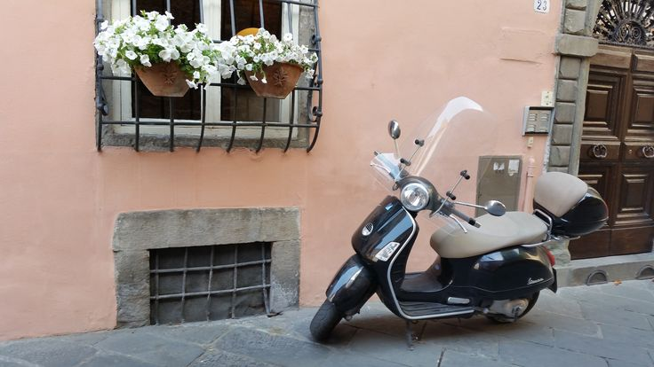 Lucca - Street view