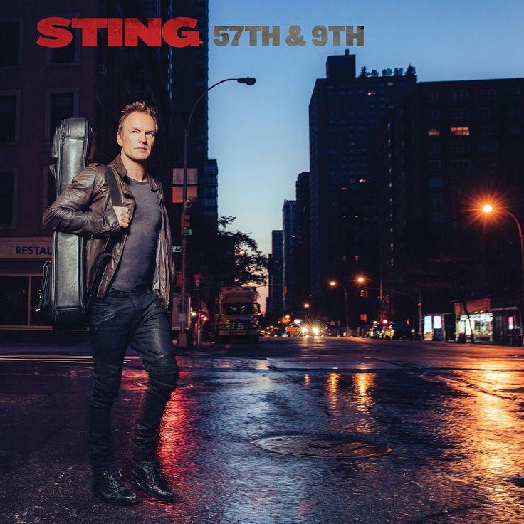 Amazon.co.jp: スティング : ニューヨーク9番街57丁目(デラックス)(DVD付) - ミュージック