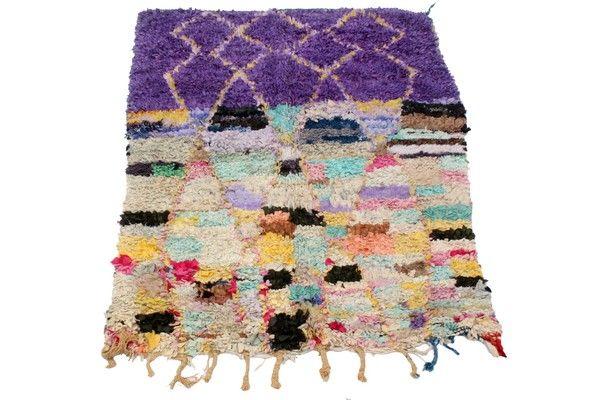 Vintage Boucherouite Rug | Vinterior London  #morocco #home #decor